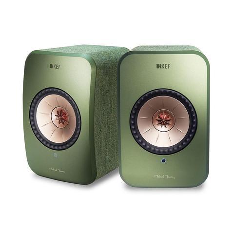 KEF LSX garso kolonėlės