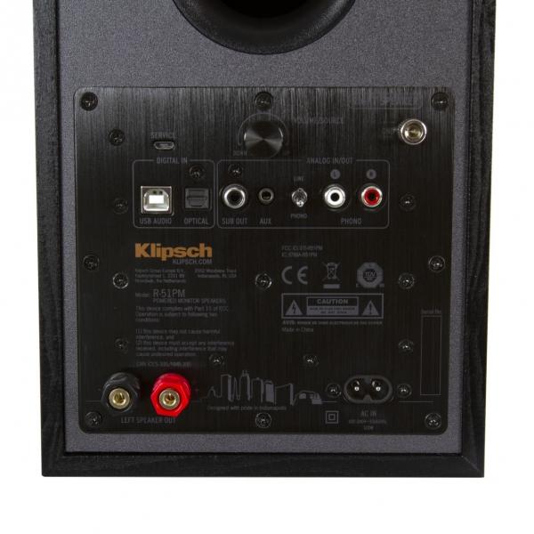 KLIPSH R-51PM garso kolonėlės