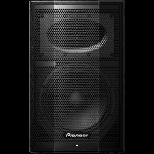 Pioneer XPRS 10 profesionalios koloneles