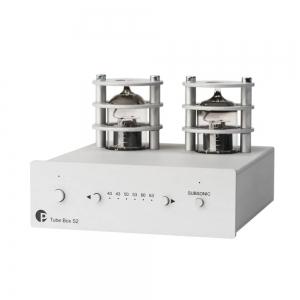 Pro-Ject Phono Tube Box S2 korekcinis stiprintuvas